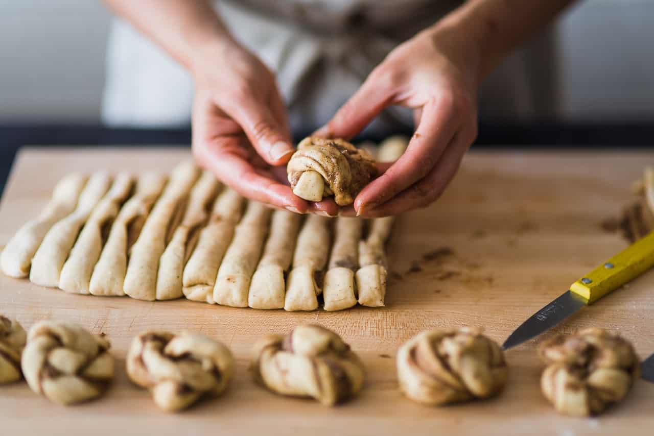 Cinnamon Rolls food photography cost